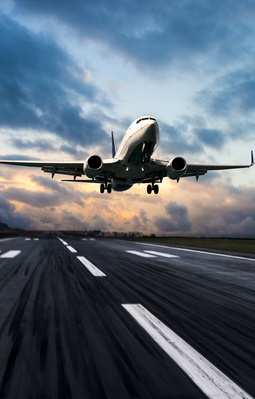 GBM fotografía de sector aeronáutica