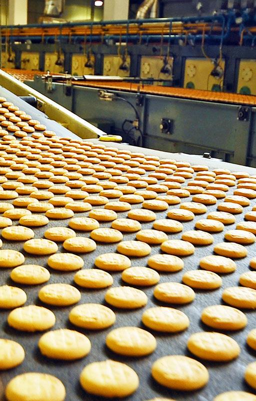 GBM fotografía de sector alimentación