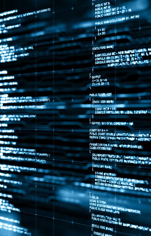 GBM fotografía de sección servicios Desarrollo de Software Industrial