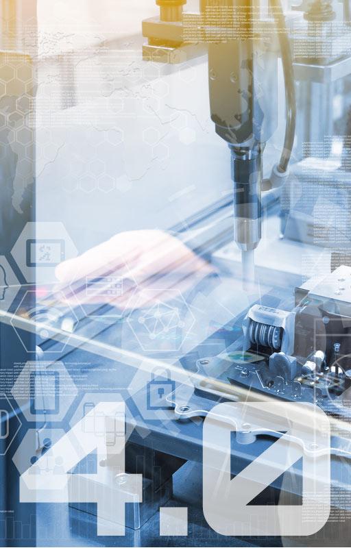 GBM fotografía de sección servicios industria 4.0
