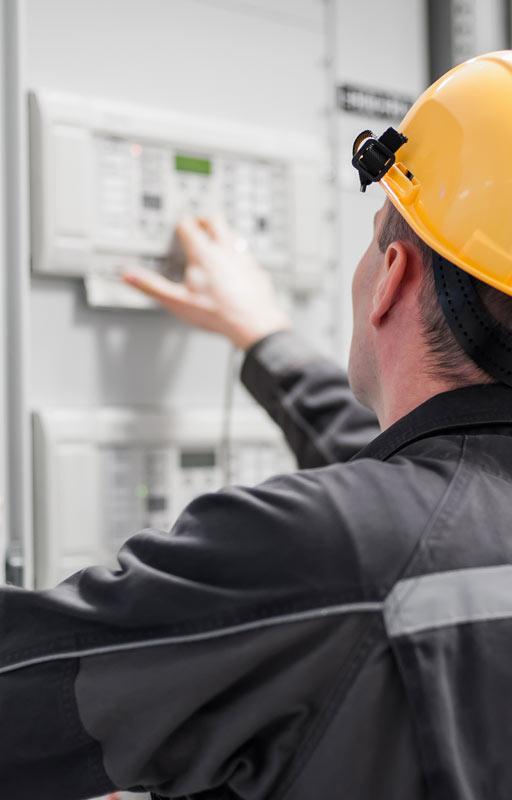 GBM fotografía de sección servicios mantenimiento de instalaciones
